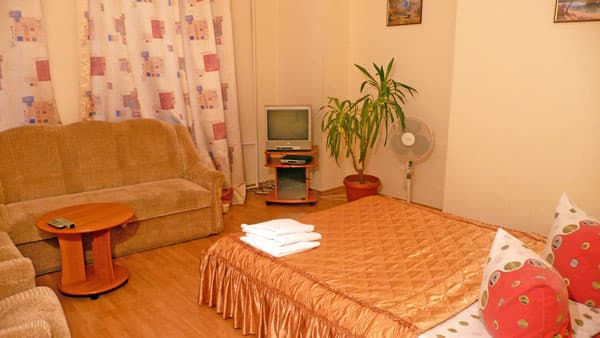 Apartment Apartment One-Room Apartment on Mykhailivska Street, 22, Kyiv: photo, prices, reviews
