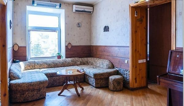 Apartment Apartment Two-bedroom Apartment on Karazina Street, 4, Kharkiv: photo, prices, reviews
