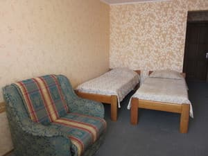 Hotels . Hotel Block room (2 triple rooms).