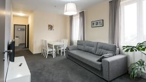 Hotels . Hotel Three-room apartment ( 65 m²).
