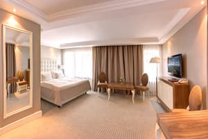 Hotels . Hotel Junior Suite Prestige.