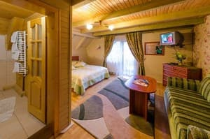 Hotels . Hotel Junior Suite with balcony №6,9  .