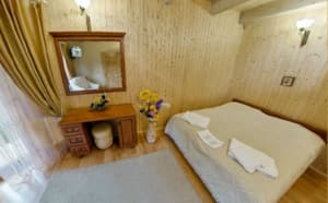 Hotels . Hotel Double Economy with balcony (shared bathroom) №13, 14.