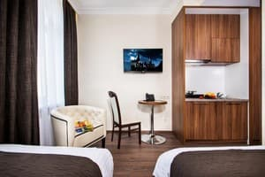 Hotels . Hotel Family Suite.
