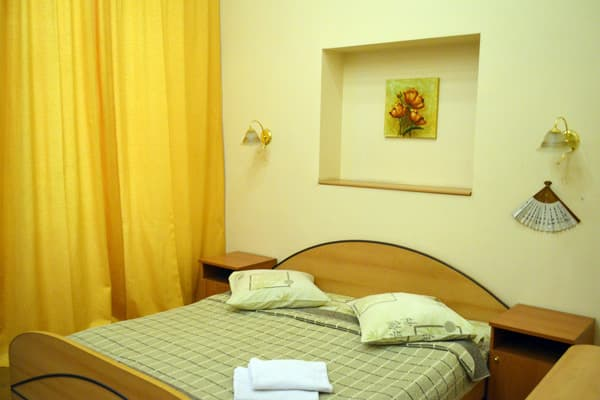 Apartment Apartment One-Room Apartment on Mykhailivska Lane, 9, Kyiv: photo, prices, reviews