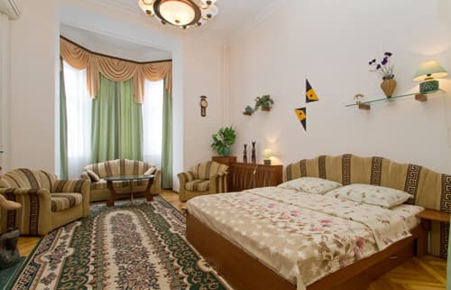 Apartment Apartment One-Room Apartment on Mykhailivskyi Lane, 9 A, Kyiv: photo, prices, reviews