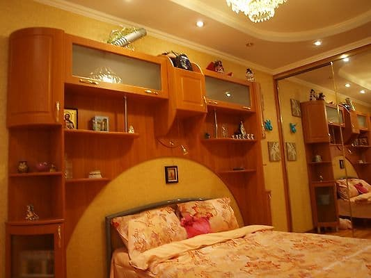 Apartment Apartment Two-room Apartment on Peremohy Street, 4,  Zhytomyr: photo, prices, reviews