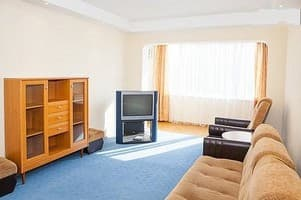 Hotels Kyiv. Hotel Apartment Three-Room Apartment on Peremohy Avenue, 21