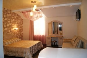 Hotels . Hotel Junior Suite №14 with sea of Azov view.