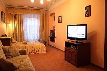 Apartment Apartment One-room Apartment on Halytska Str, 7, fl.5a, Lviv: photo, prices, reviews