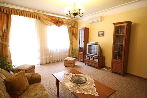 Apartment Apartment Two-room Apartment on Staroevreiska Str, 16, fl.4, Lviv: photo, prices, reviews