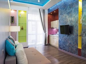 Hotels . Hotel Superior Apartment with one bedroom.