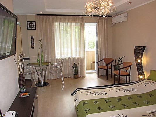 Apartment Apartment One-room apartment on Kostiantynivska Str, 44, Kyiv: photo, prices, reviews