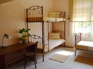 Hotels . Hotel Bed in Mixed Dormitory 5-bed room Room for 5 people.