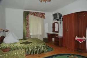 Hotels . Hotel Two-room for 4 people with kitchen №3.