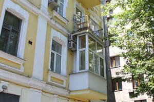 Hotels Kyiv. Hotel Apartment on Chervonoarmiiska, 76