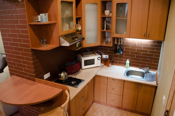 Apartment Apartment One-bedroom Apartment on Dudaeva Str, 4, Lviv: photo, prices, reviews