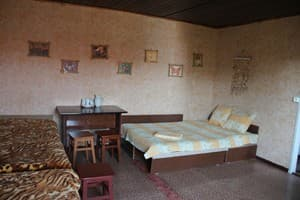Hotels . Hotel Economy for 4 people in building №4.
