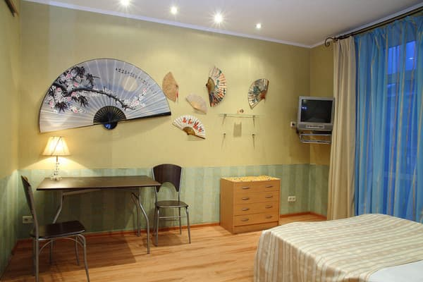 Apartment Apartment Mykhaila Boichuka (Kikvidze) Street, 27, Kyiv: photo, prices, reviews