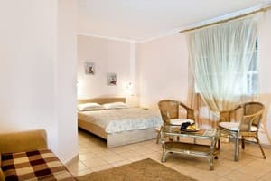 Hotels . Hotel One-room for 3-4 people (№2,№9).