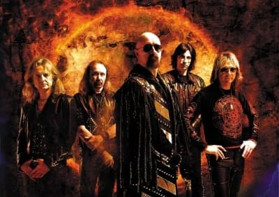 "Группа ""Judas Priest"""