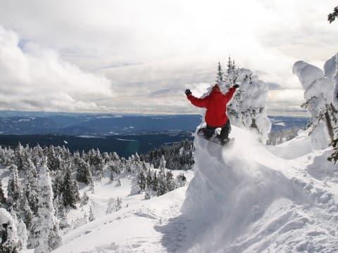 Отдых в Буковеле зимой