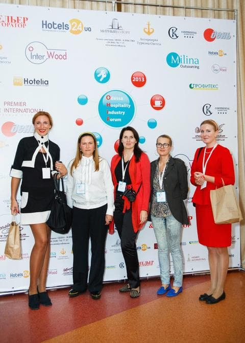 ODESSA HOSPITALITY INDUSTRY FORUM