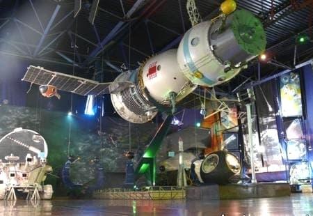 Музей космонавтики житомир