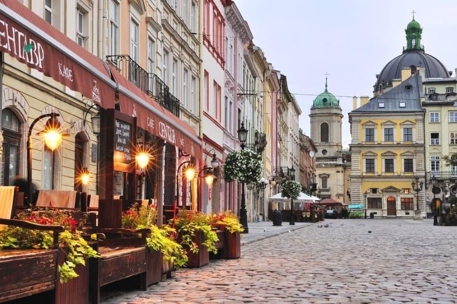 Поездка во Львов: как спланировать ее правильно