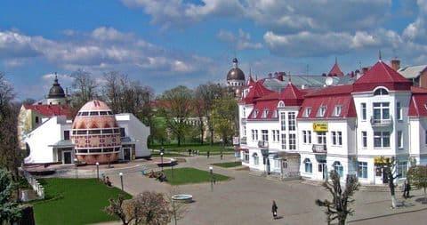 гостиницы Коломыя