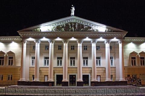 Вінницький музично-драматичний театр ім. М.Садовського