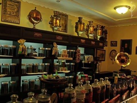"""Кафе-музей """"Панъ Заваркінъ та РЎРёРЅСЉ"""""""