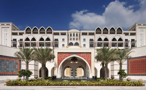 "Отель ""Jumeirah Zabeel Saray Royal Residences"" в Дубаи"