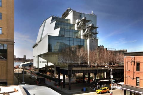 Whitney Museum of American Art в Нью-Йорке