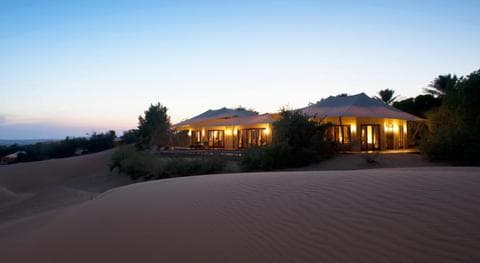 "Отель ""Al Maha Desert Resort and Spa"" в Дубаи"