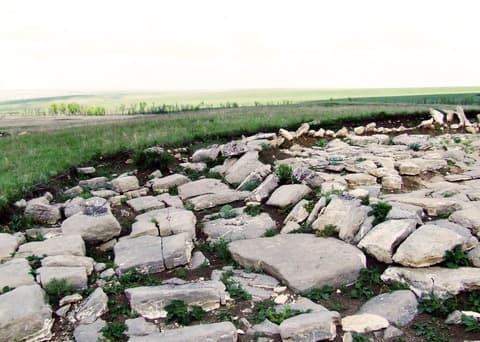 Мергелева гряда на Луганщині