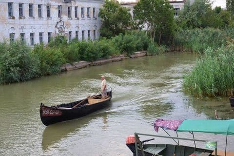 Вилкове на Одещині