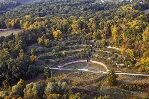 Співочі тераси на Харківщині
