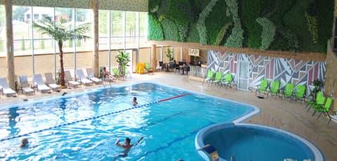 Санаторії Трускавця з басейном: санаторій Молдова