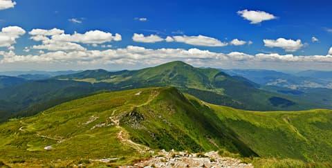 Пейзажі Славського