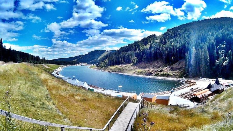 отдых на шацких озерах летом