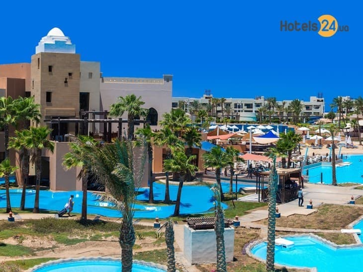 Red Sea Hotels Siva Port Ghalib 5*