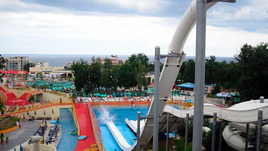 Аквапарк Болгарии «Акваполис»