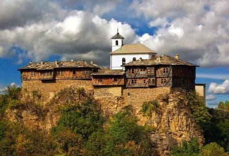 Гложенский монастырь Святого Георгия Победоносца