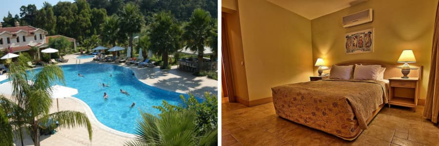 Dalyan Resort = Special Category в Дальяне