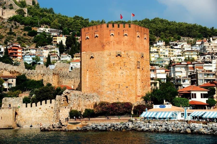 Приветствует Турция  лучшие курорты и преимущества